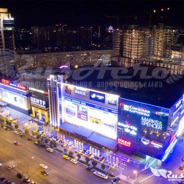фото с воздуха ТЦ Галерея Чижова