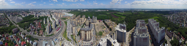аэропанорамы в Воронеже