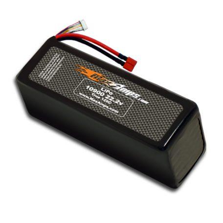 Аккумулятор MaxAmps 22,2v 10900