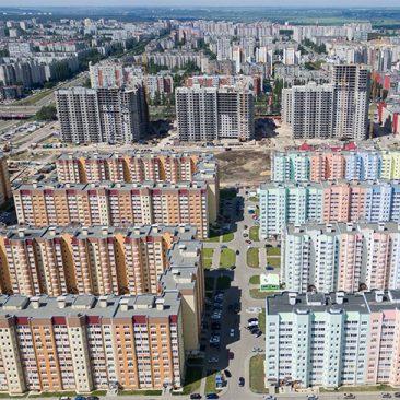 аэросъемка ДСК недвижимость Воронеж